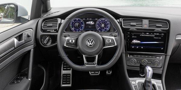 Премьера нового VW Golf универсал состоится уже в марте 2019 года
