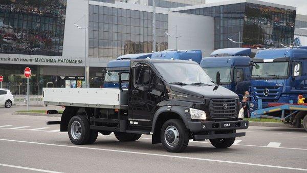 «Группа ГАЗ» наладит выпуск LCV и автобусов в Азербайджане