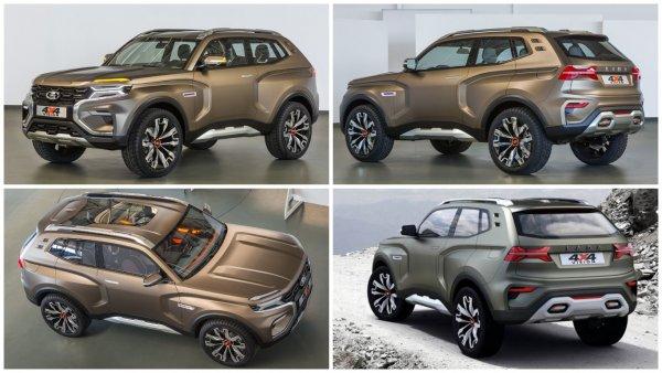 Бессмысленное обновление: Рестайлинг LADA 4x4 2019 не улучшит продажи модели