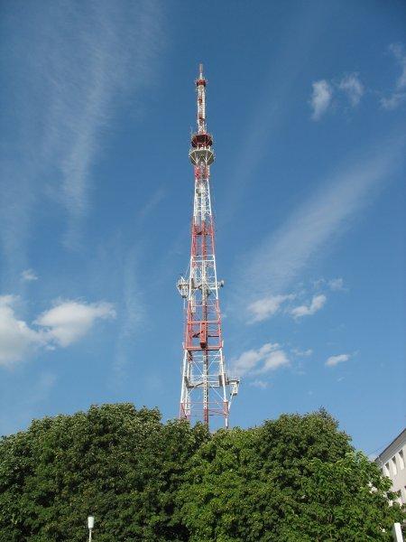 В Воронеже на подсветку телебашни потратят более семи миллионов рублей