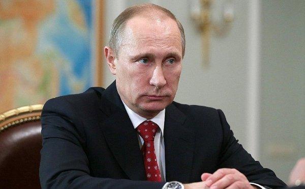 Архитектор Зураб Церетели предложил поставить памятник Путину в Петербурге