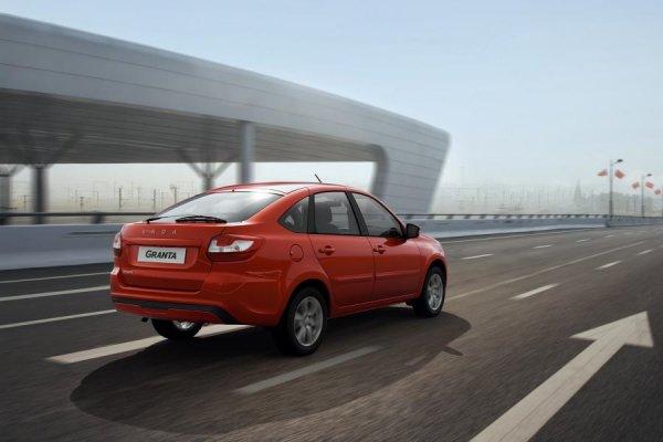 Автомобилисты жалуются в сети на отсутствие «топовых» LADA Granta в автосалонах