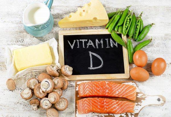 Ученые: Витамин D на 20% снижает риск рака молочной железы