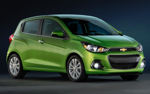 Chevrolet Spark возглавил ТОП-5 лучших бюджетных авто 2018 года