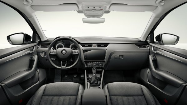 Skoda Octavia RS и Octavia Scout покинули российский рынок
