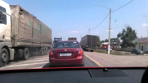 «Ехать можно, но уже не нужно»: На М4 «Дон» в Лосево «рассосались» пробки – соцсети