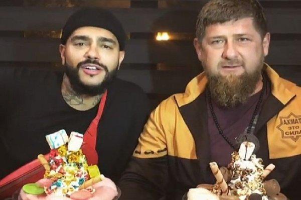 В конфликт Тимати и Нурмугамедова вмешался Рамзан Кадыров