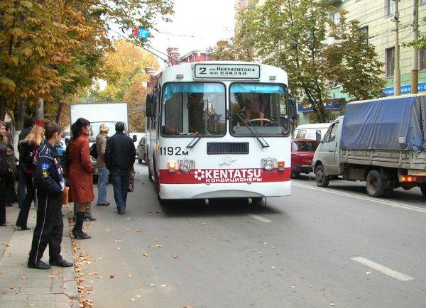 На некоторых улицах Воронежа запретят движение и парковку