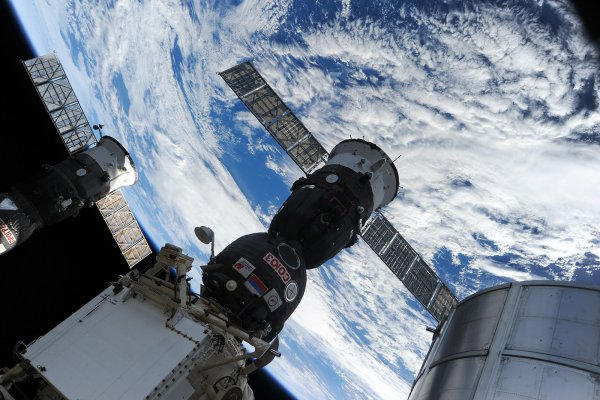 Комиссия предоставила «Роскосмосу» снимки «Союза» до появления отверстия