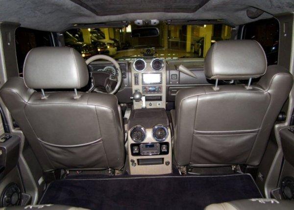 На продажу в сети выставлен внедорожник Hummer H2 из «Ералаша»