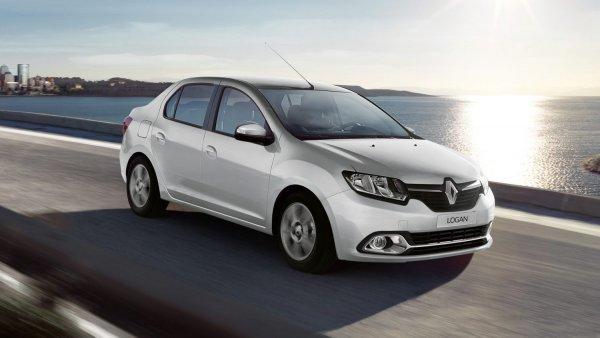 Renault Logan возглавил ТОП-10 самых распространенных в РФ европейских машин