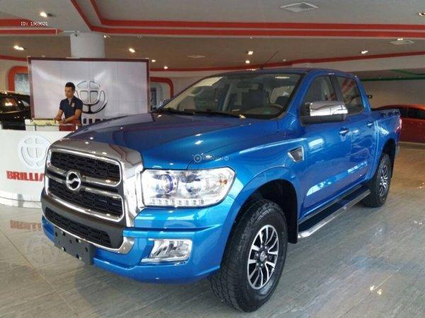 Китайцы представили обновленный клон пикапа Toyota Tundra