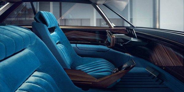 Peugeot раскрыл подробности о концепте в стиле купе 1970-х