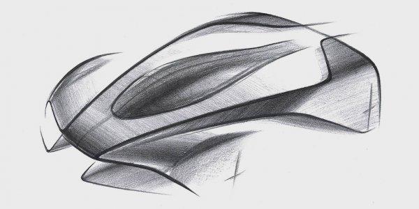 Aston Martin выпустит новый гиперкар с активной аэродинамикой