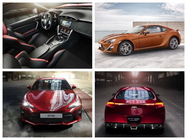 Toyota намерена возродить еще одно купе – Celica или MR2
