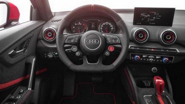 Audi объявила цены на удлинённый кроссовер Audi Q2L