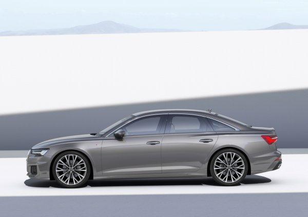 Для России сертифицировали новый Audi A6 с 340-сильным мотором