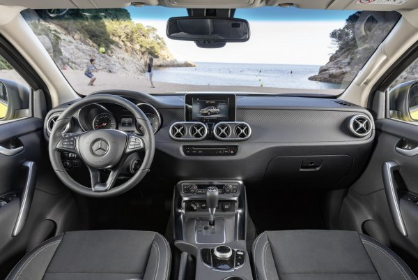 Mercedes-AMG не планирует выпуск «заряженного» пикапа X-Class