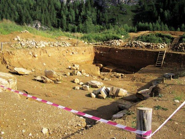 В Красноярском крае найдена ранее неизвестная стоянка эпохи каменного века