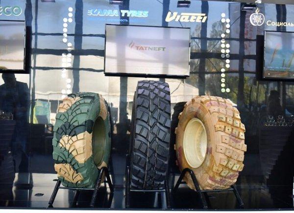 KAMA TYRES получил награду как первый российский производитель ЦМК шин с регулируемым давлением