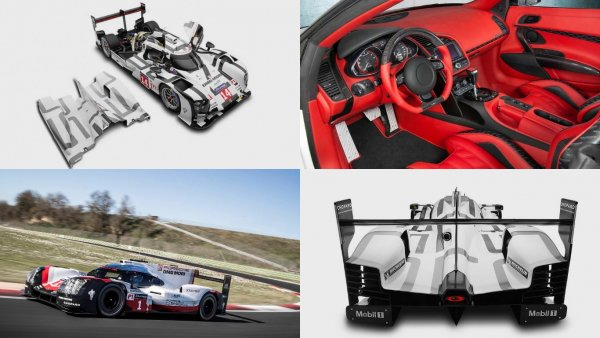 Презентована игрушечная Porsche 919 по цене KIA Ceed
