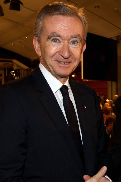 Создатель Louis Vuitton Бернар Арно признан богатейшим человеком Европы