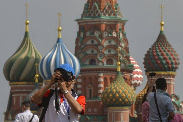 Доходы Москвы от туризма в 2017 году составили 700 млрд рублей