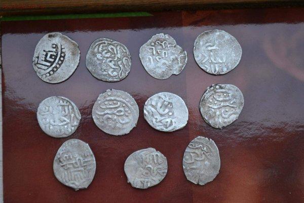 Под Тюменью археологи нашли монеты времен Золотой Орды