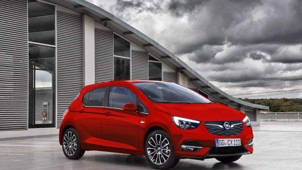 До 2021 года Opel представит восемь новинок