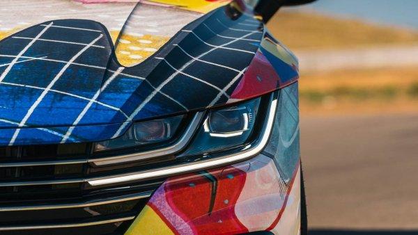 Volkswagen Arteon преобразовали в экстремальный суперкар для World Time Attack Challenge