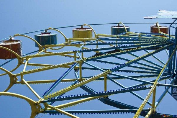 Московские бизнесмены возведут в Омске 55-метровое колесо обозрения с иллюминацией