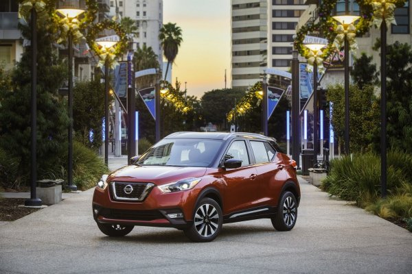 Кроссовер Nissan Kicks на базе Renault Duster представлен официально