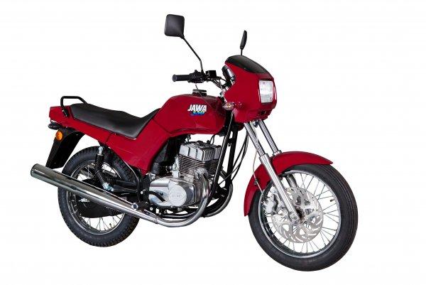 Культовая Jawa вернется на рынок с новым мотоциклом
