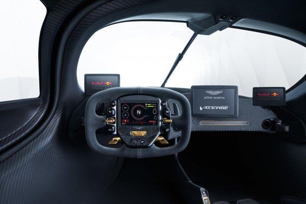 Новый гиперкар Aston Martin может получить имя Valhalla