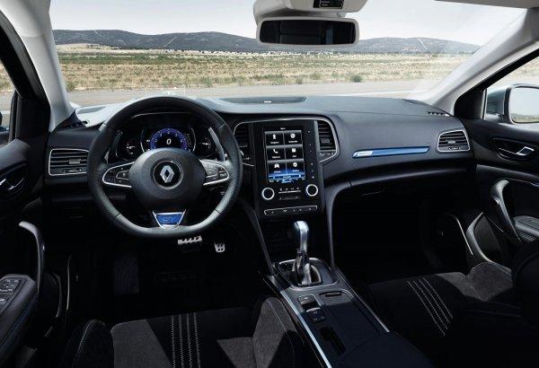 Кроссовер Renault Arkana показали в спортивной версии RS