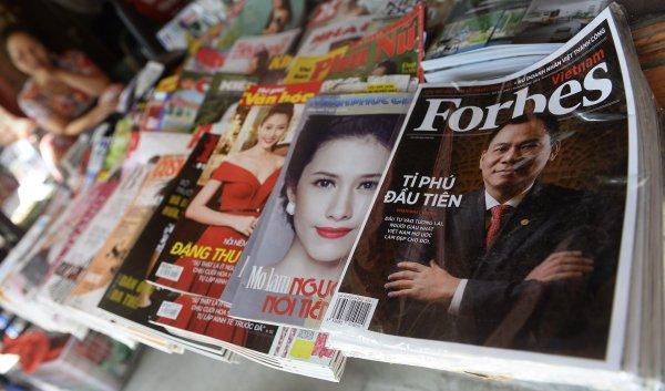 Forbes назвал богатейших женщин России