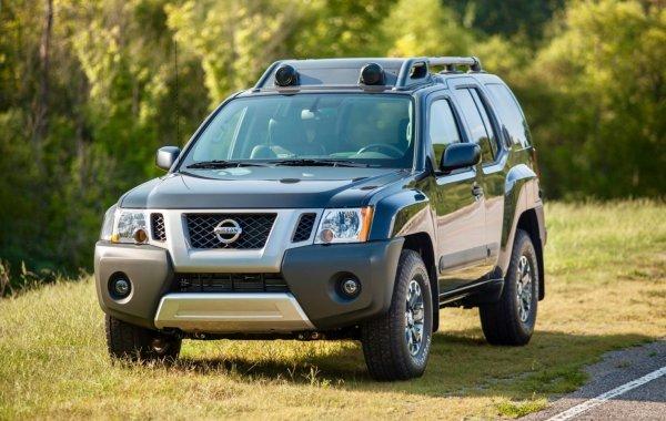 Nissan показал эксклюзивную версию кроссовера Terra S