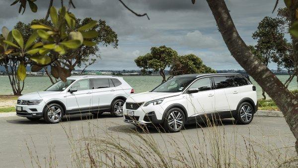 Компания Volkswagen до 2025 года выпустит несколько новых внедорожников