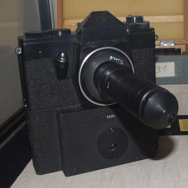 Ростовские эксперты смогли восстановить кадр, сделанный на фотоаппарат времен ВОВ