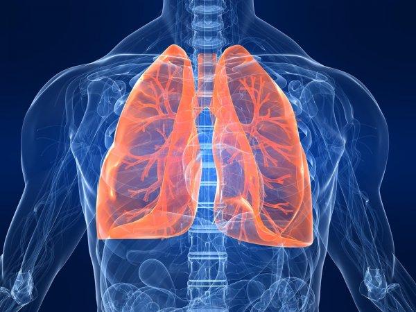 Лёгкие у женщин более устойчивы к различным типам дыма – ученые