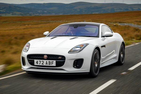Представлены специальные версии купе и кабриолета Jaguar F-Type