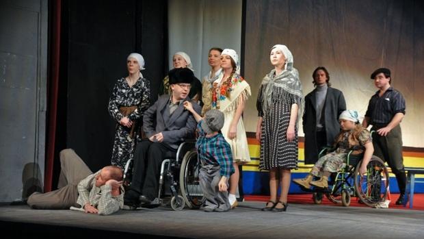 Тюменцев зовут на спектакль инклюзивного театра