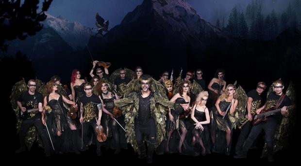 Тюменцы увидят премьеру мистического шоу танцующего Concord Orchestra