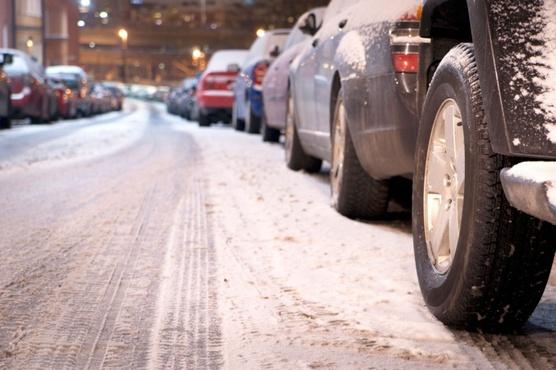 Холодает: тюменских водителей призвали к осторожности на дорогах