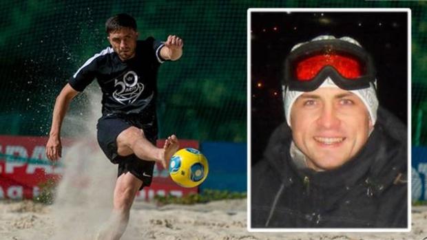 Российский футболист скончался от переохлаждения