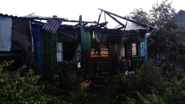 В Тюменской области мужчина поджег дом, но не смог объяснить, зачем