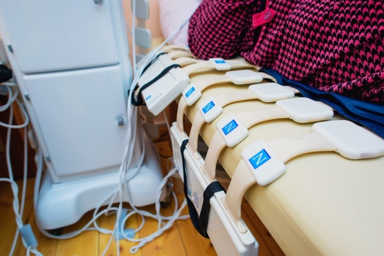 В тюменском реабилитационном центре лечат детей магнитными полями