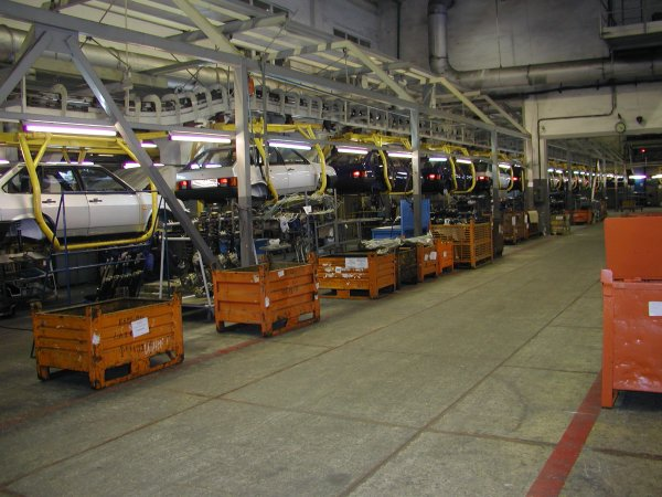 ФАС разрешила Alliance Rostec Auto B.V. купить 75% акций «АвтоВАЗа»
