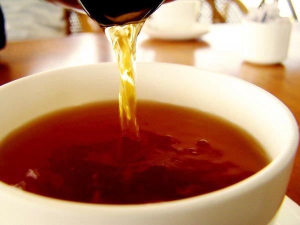 Черный чай может предотвратить распространение ЗППП
