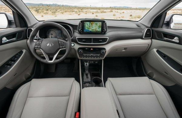 Альтернативный Hyundai Tucson 2019 отправляется в продажу